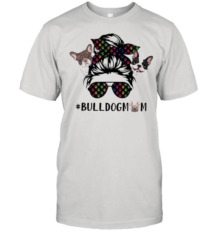 Bulldogmom Girl  Classic Men's T-shirt