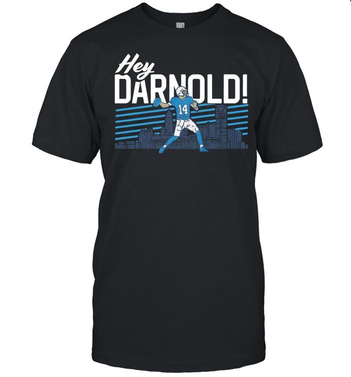 Hey Sam Darnold shirt Classic Men's T-shirt