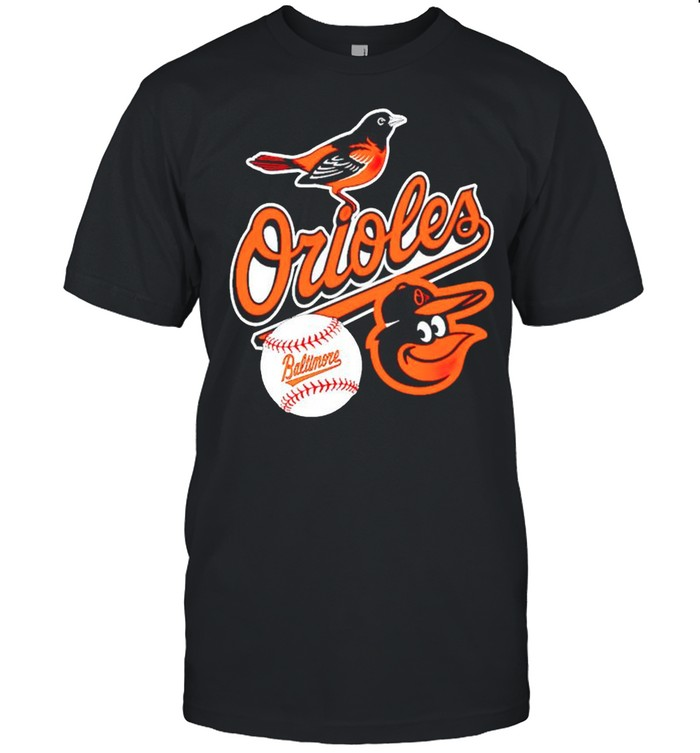 Baltimore Orioles baseball shirt Classic Men's T-shirt