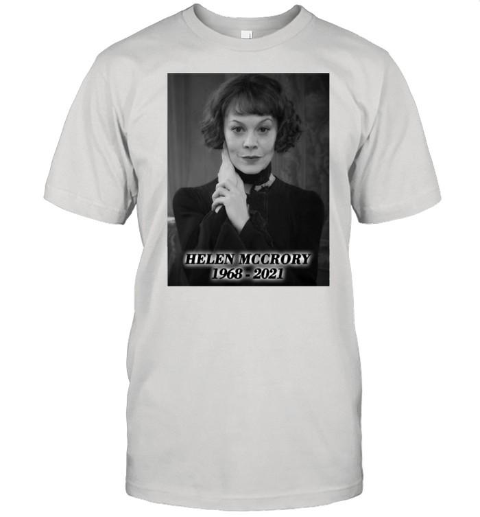 Helen Mccrory Repose En Paix 1968 2021  Classic Men's T-shirt