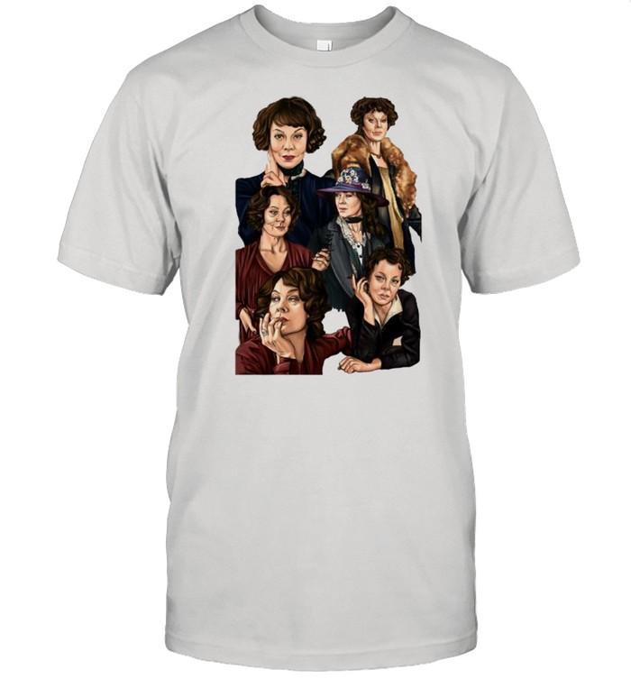 Helen Mccrory Rip  Classic Men's T-shirt