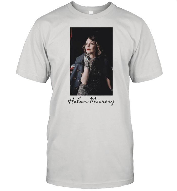 Rip 2021 Helena Mccrory Peaky Blinders  Classic Men's T-shirt