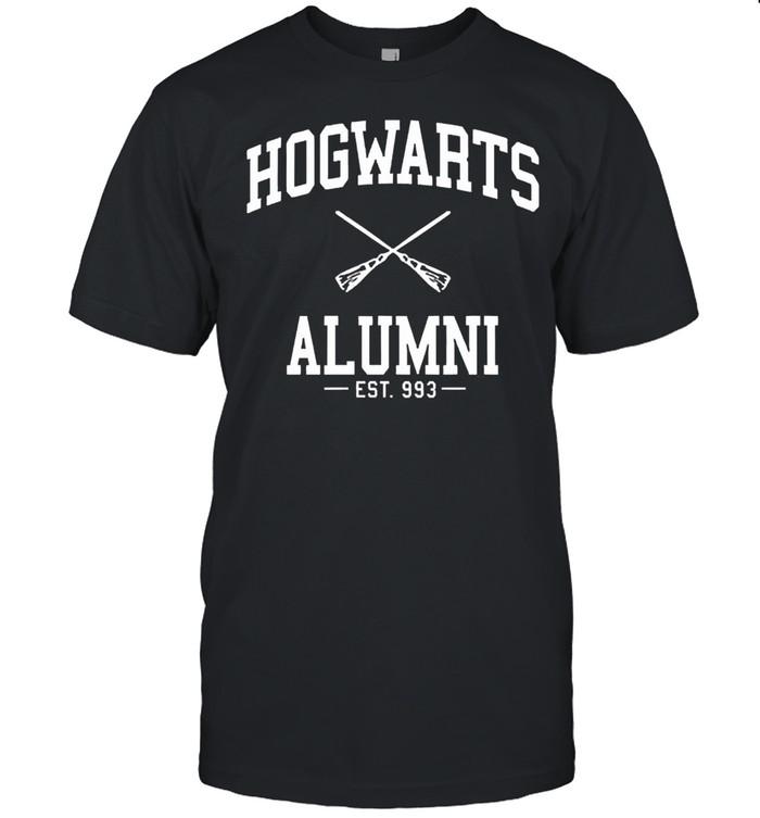 Hogwarts alumni est 993 shirt Classic Men's T-shirt