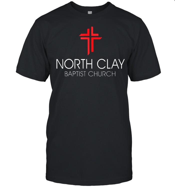 North Clay Baptist Church shirt Classic Men's T-shirt