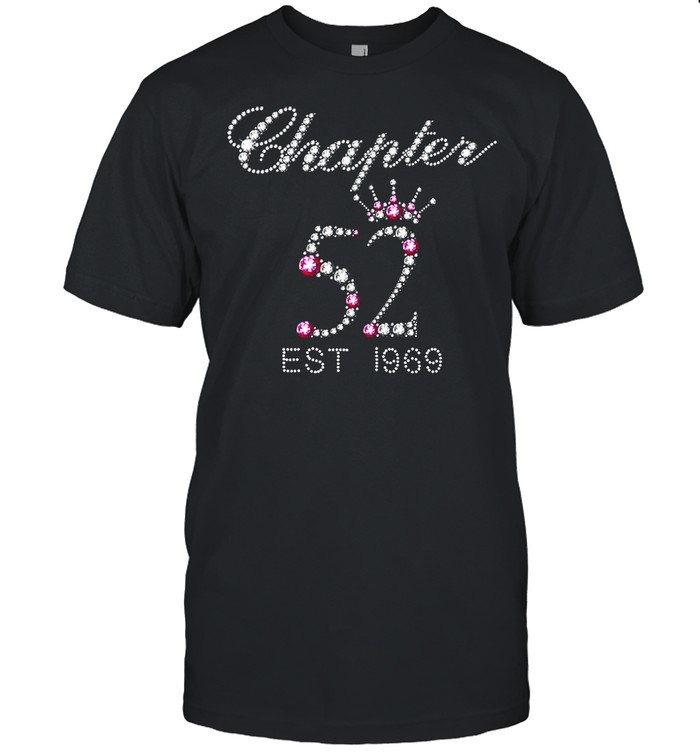 Chapter 52 Est 1969 shirt Classic Men's T-shirt