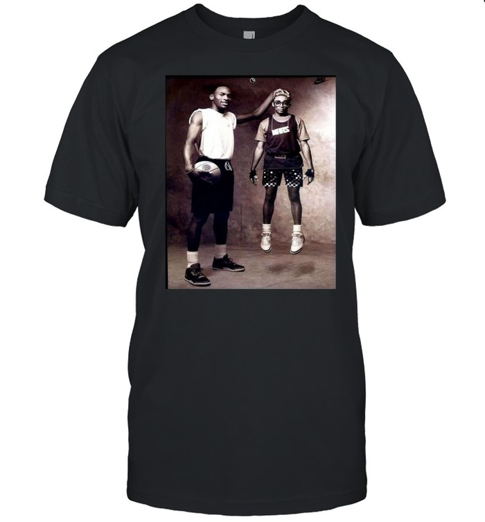 Mj X Spike Lee Lifting Mars Vintage  Classic Men's T-shirt