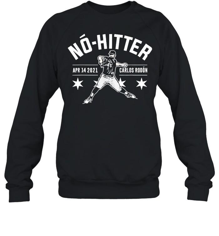 Carlos Rodon No Hitter  Unisex Sweatshirt