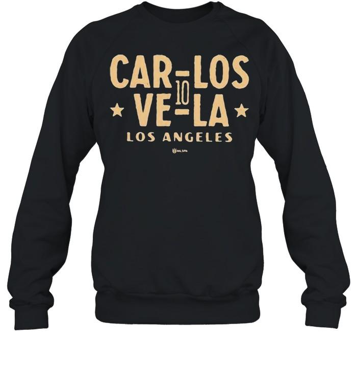 Carlos Vela Los Angeles  Unisex Sweatshirt