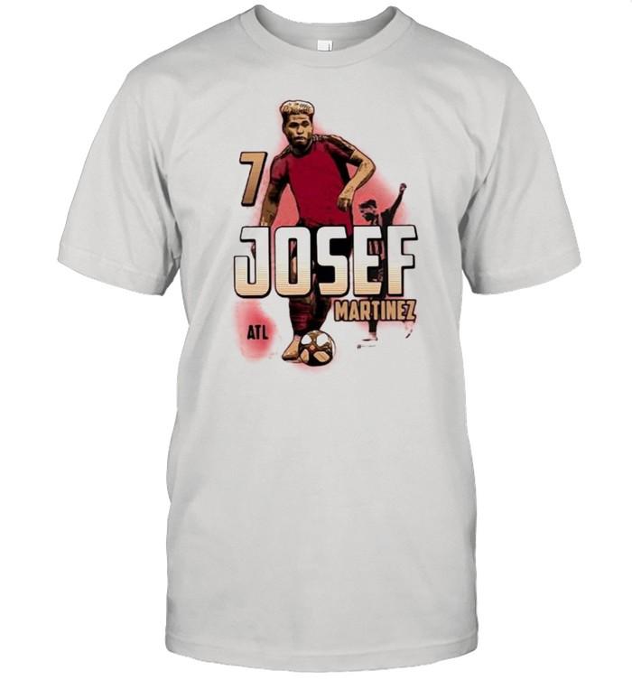 Josef Martinez Soccer  Classic Men's T-shirt