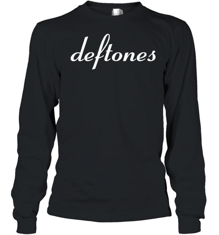 Deftone  Long Sleeved T-shirt