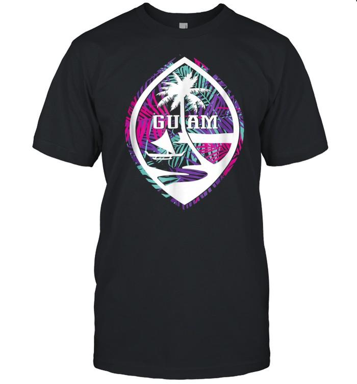 Guam seal shirt Classic Men's T-shirt