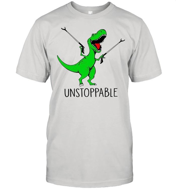 TRex unstoppable shirt Classic Men's T-shirt