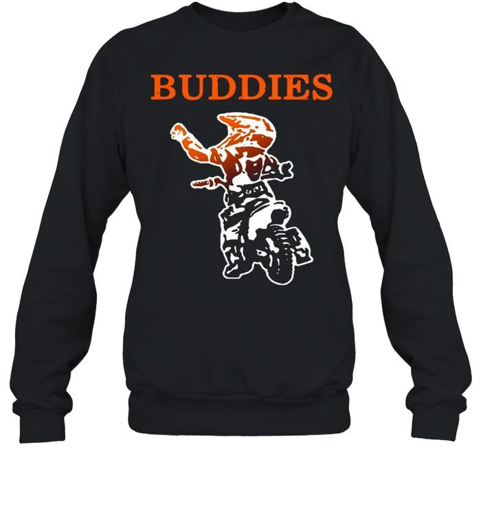 Cycles Buddies shirt Unisex Sweatshirt
