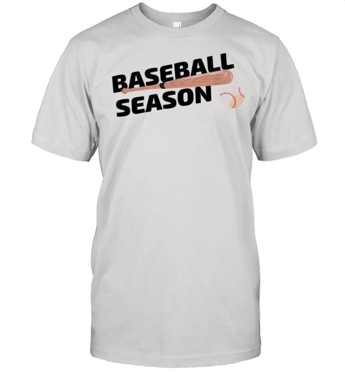 Baseball season shirt Classic Men's T-shirt