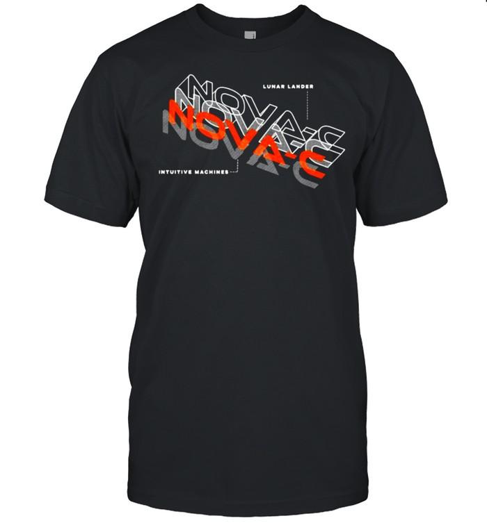 Nova-C Blueprint intutive kunar lander  Classic Men's T-shirt