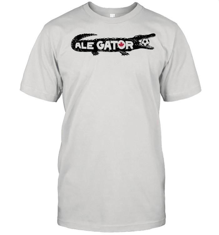 Toronto soccer ale gator shirt Classic Men's T-shirt