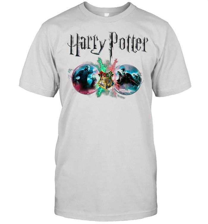 Harry Potter Harry Vs Voldemort shirt Classic Men's T-shirt