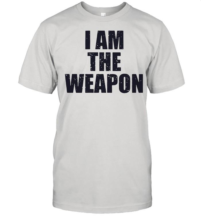 I am the weapon shirt Classic Men's T-shirt