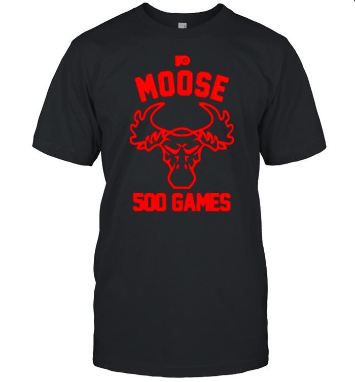 Moose 500 games shirt Classic Men's T-shirt