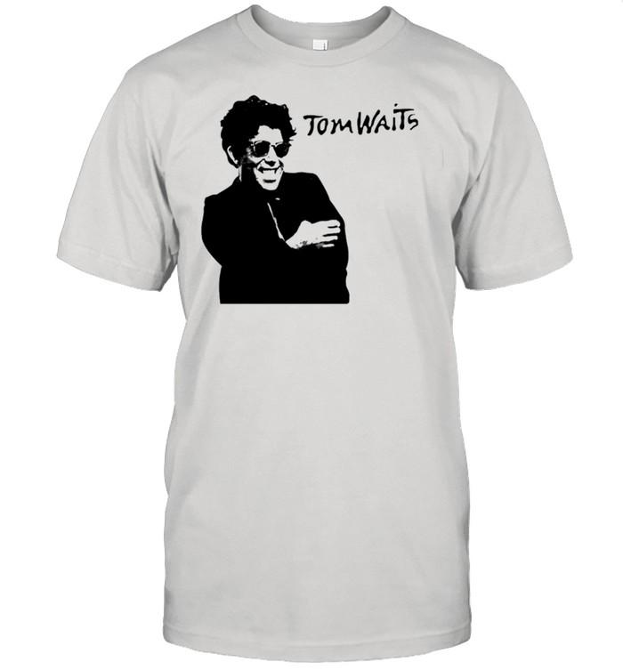 Winona ryder's tom waits shirt Classic Men's T-shirt