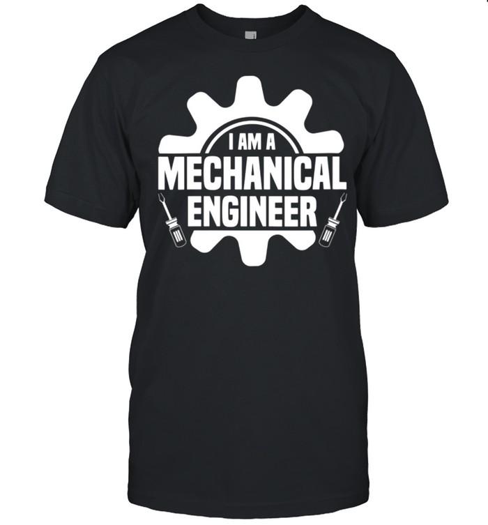I Am A Mechanical Engineer shirt Classic Men's T-shirt