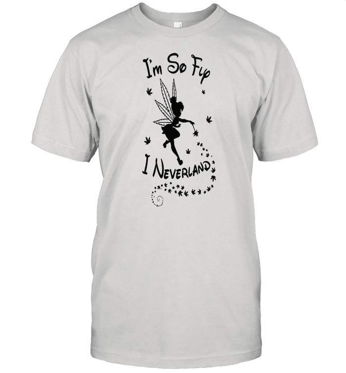 Im so fly I neverland shirt Classic Men's T-shirt