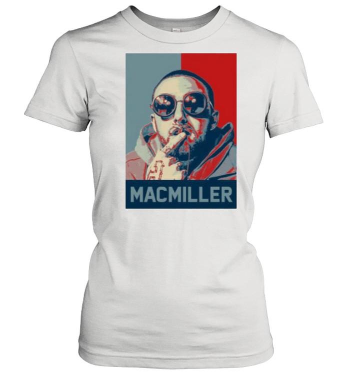 Mac Miller  Rap Hip Hop shirt Classic Women's T-shirt