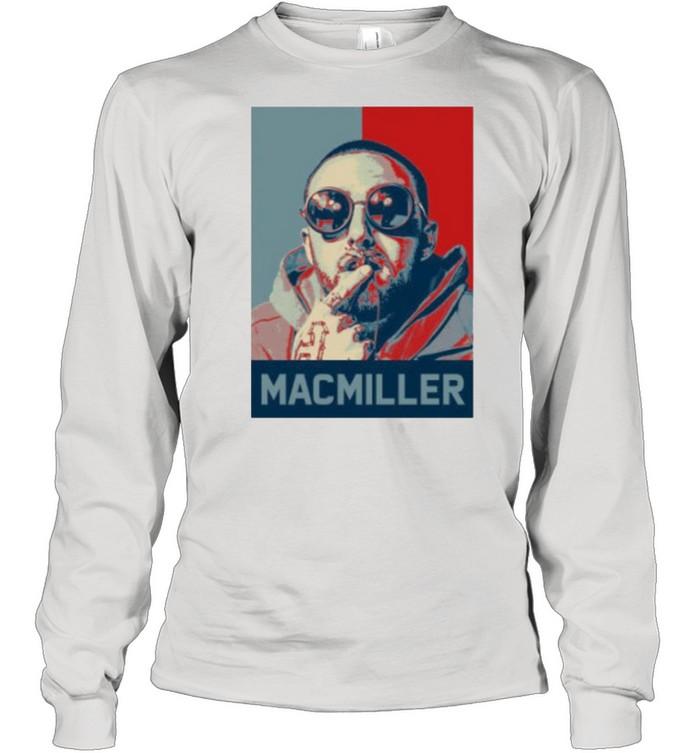 Mac Miller  Rap Hip Hop shirt Long Sleeved T-shirt