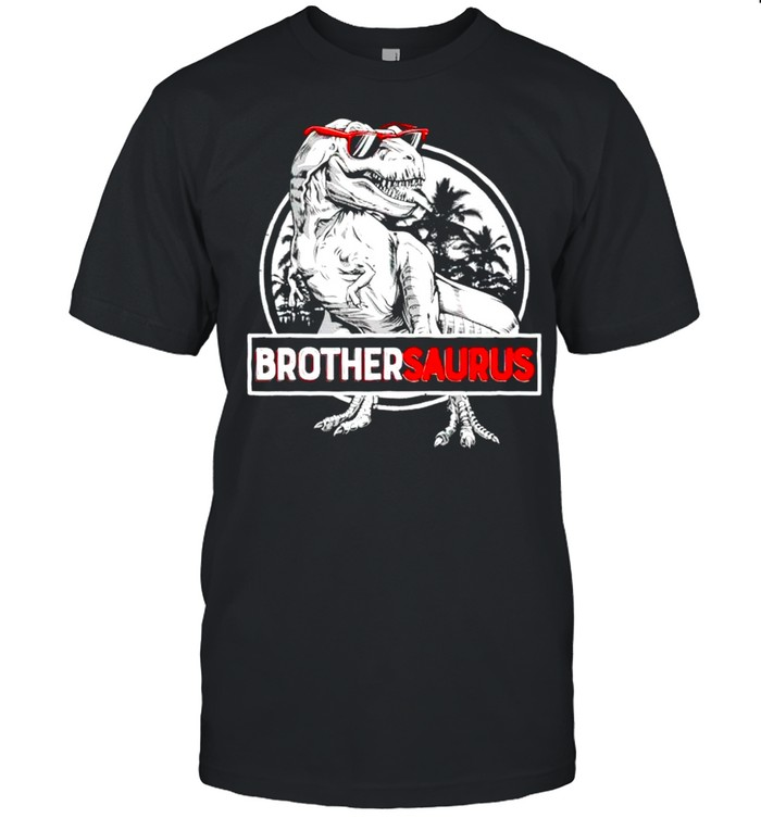 Dinosaur Brothersaurus shirt Classic Men's T-shirt