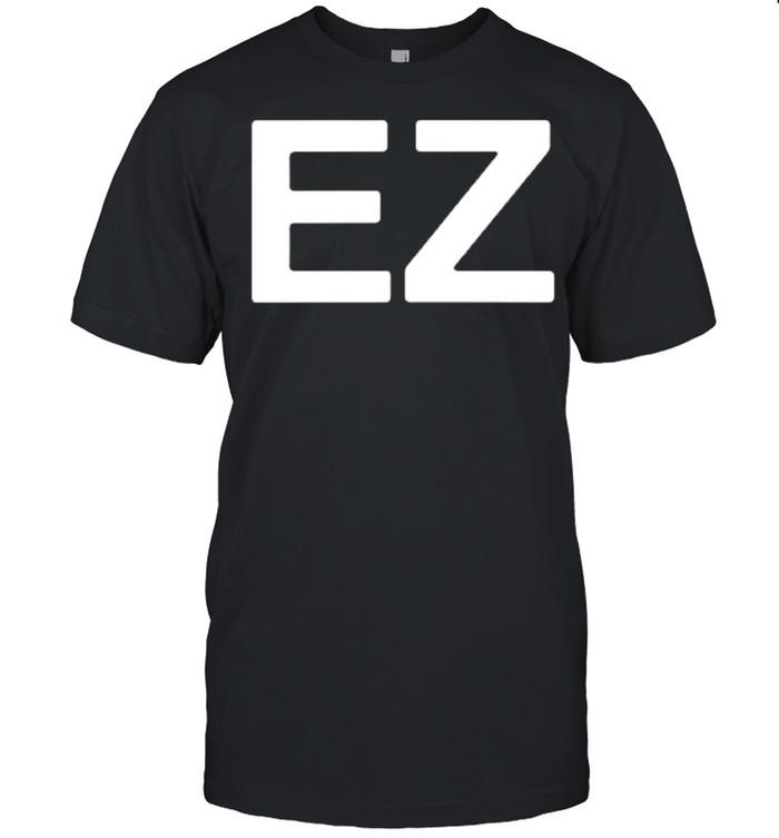 EZ Emote Gamer Stream Chat Meme shirt Classic Men's T-shirt