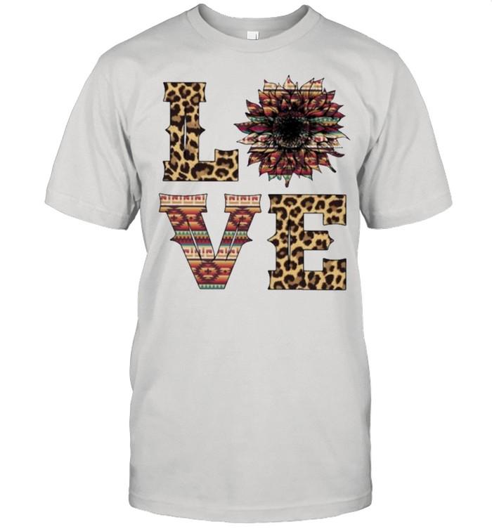 Love Aztec shirt Classic Men's T-shirt
