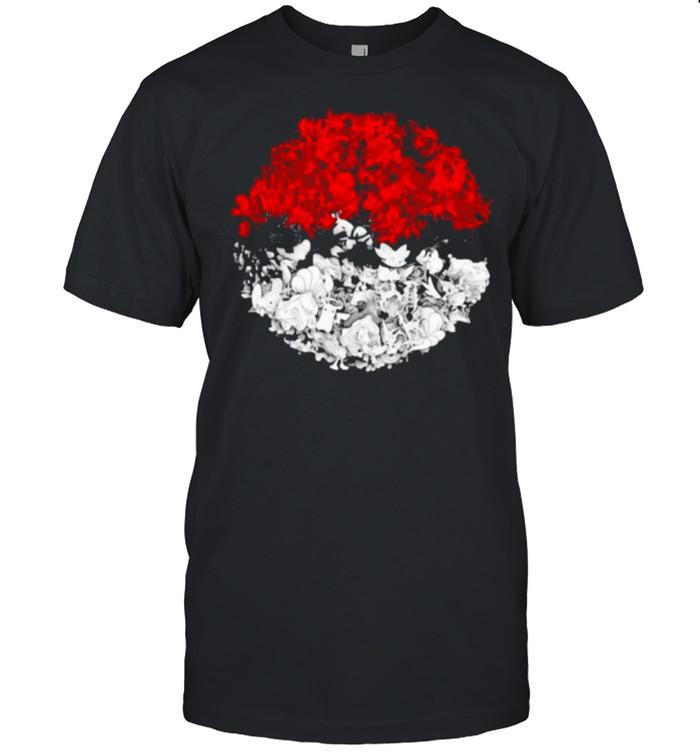 Pokemon Anime shirt Classic Men's T-shirt