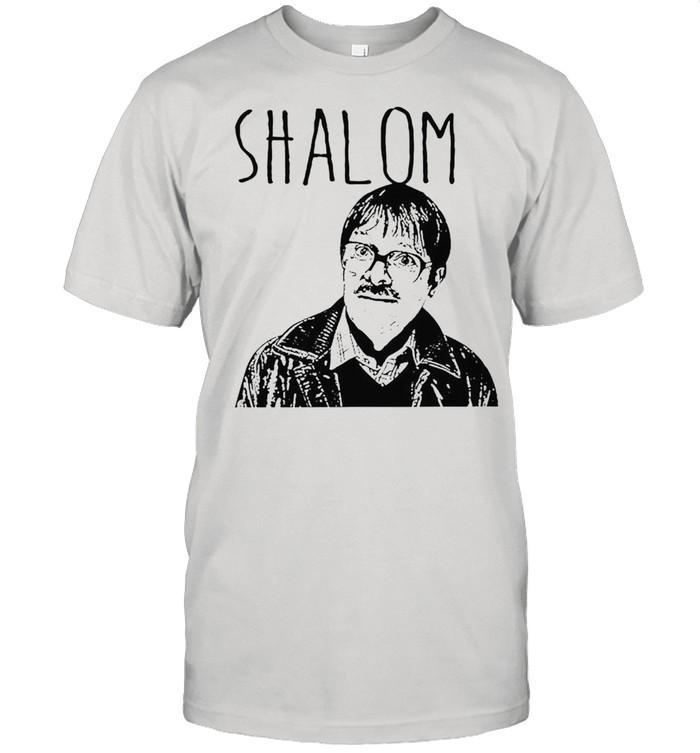 Shalom friday night dinner shirt Classic Men's T-shirt