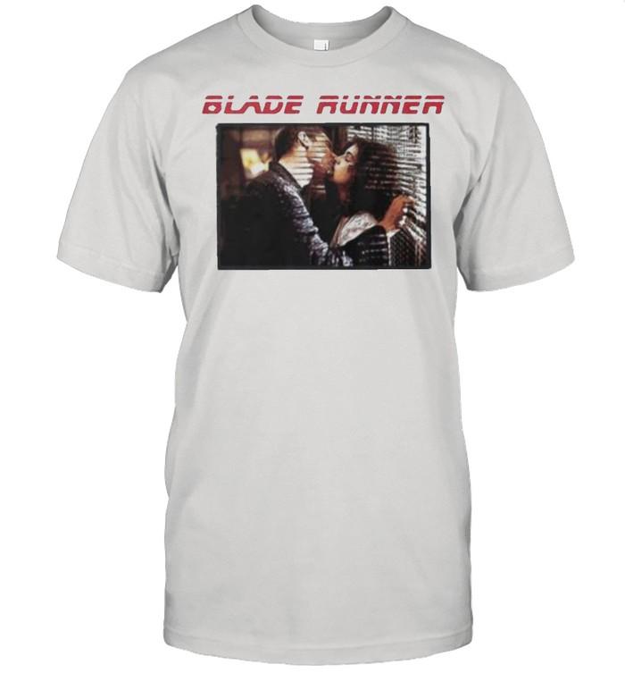 Blade Runner Kiss  Classic Men's T-shirt