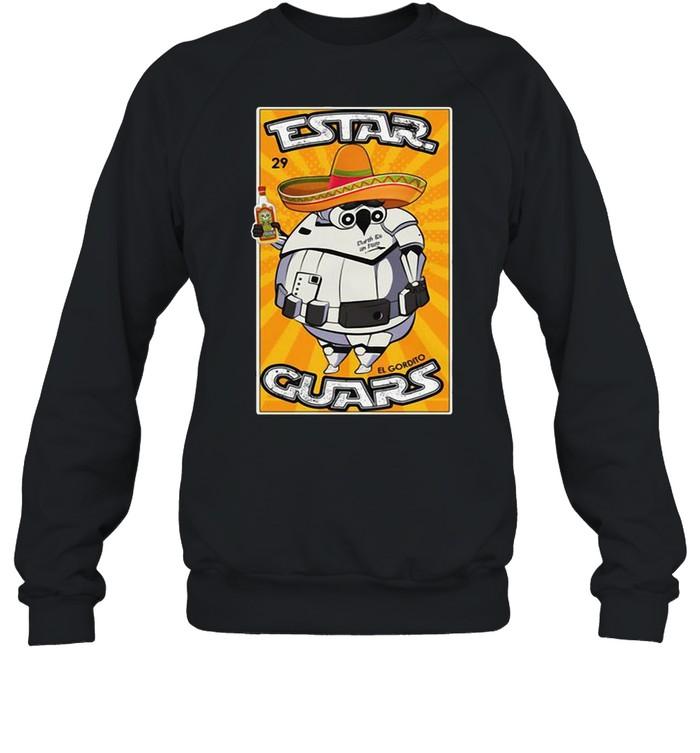Estar El Gordito Guars  Unisex Sweatshirt