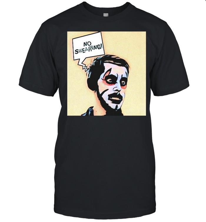 Danhausen no swearing curses ok shirt Classic Men's T-shirt