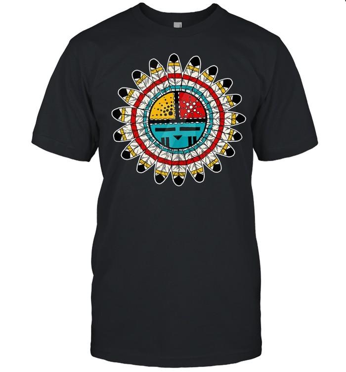 Hopi Kachina Native American T-shirt Classic Men's T-shirt