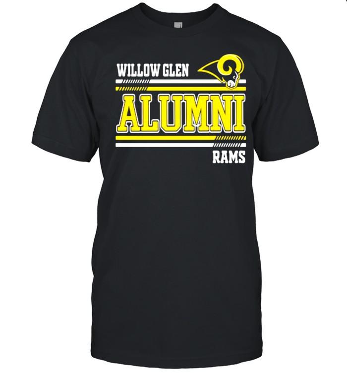 Willow glen alumni rams shirt Classic Men's T-shirt