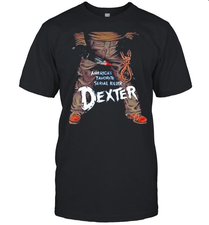 America's Favorite Serial Killer Dexter shirt Classic Men's T-shirt