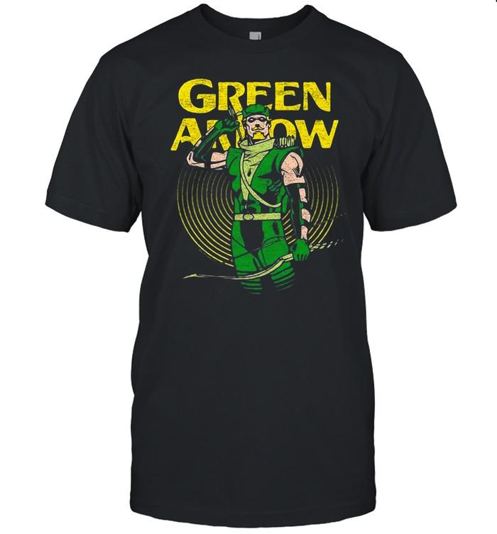 Green Arrow DC Comics T-shirt Classic Men's T-shirt