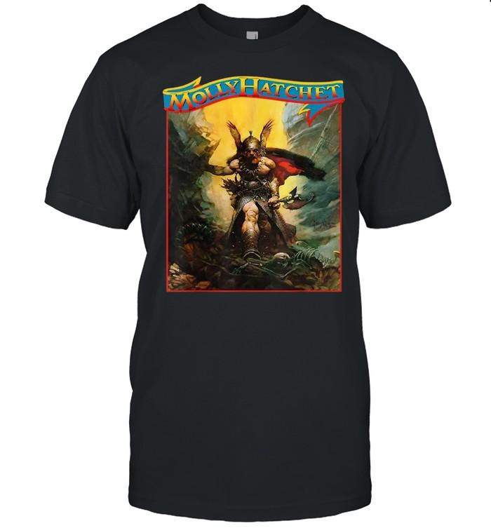 Mollys Hatchet  Classic Men's T-shirt
