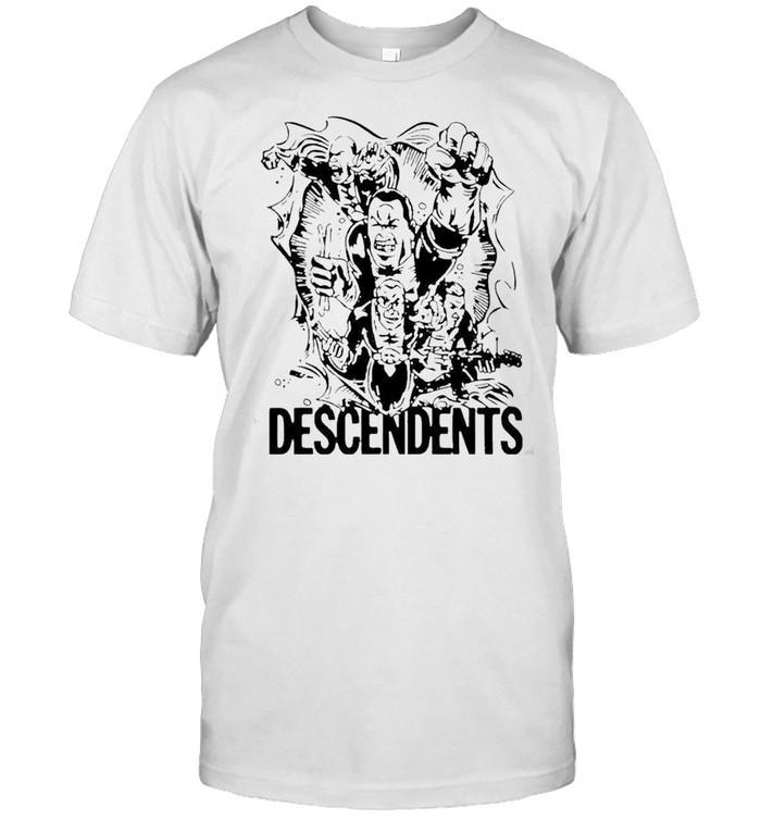 the descendents shirt Classic Men's T-shirt