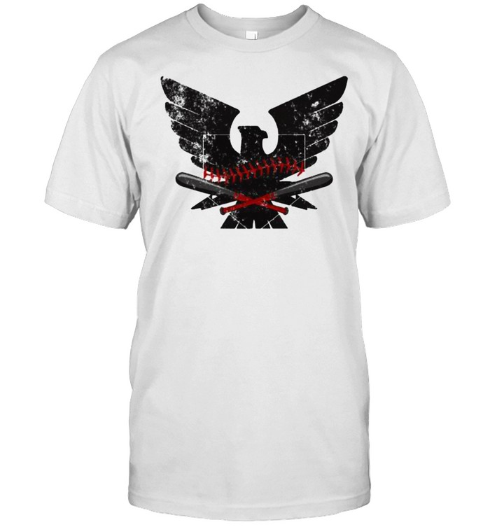 Eagle Baseball or Softball T- Classic Men's T-shirt