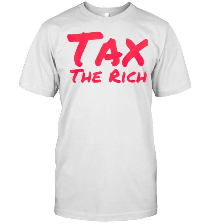Tax the rich shirt Classic Men's T-shirt