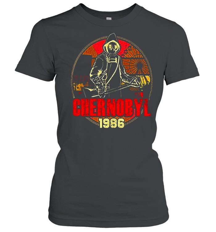 Chernobyl 2986 shirt Classic Women's T-shirt
