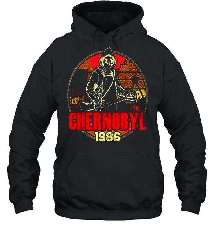Chernobyl 2986 shirt Unisex Hoodie