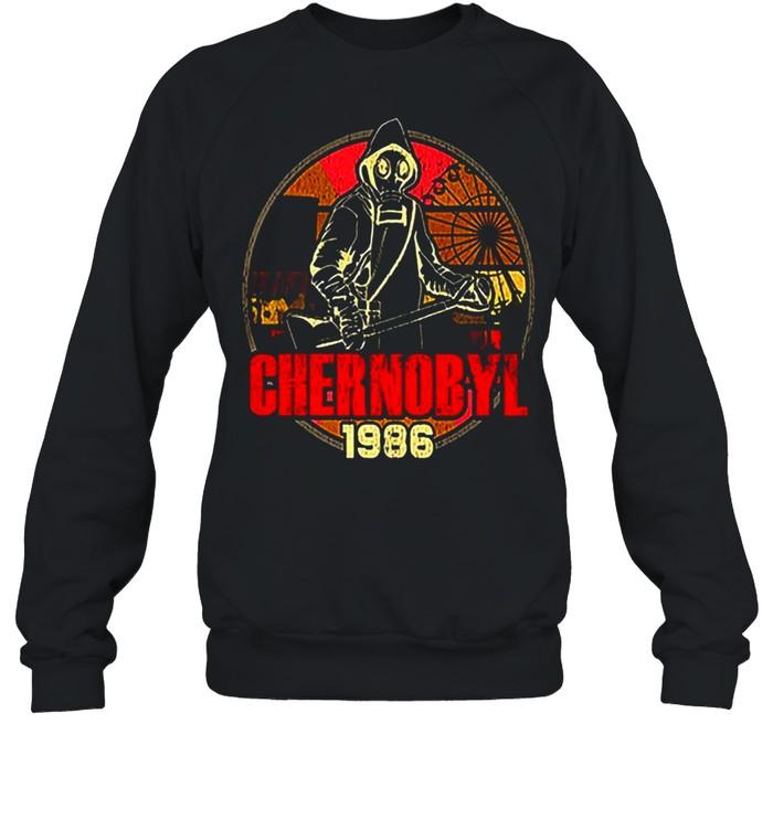 Chernobyl 2986 shirt Unisex Sweatshirt