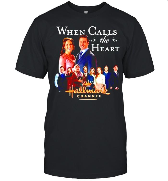 When Calls the heart Hallmark channel shirt Classic Men's T-shirt
