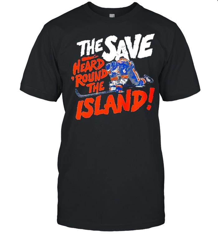 New York Islanders the save heard round the Island shirt Classic Men's T-shirt