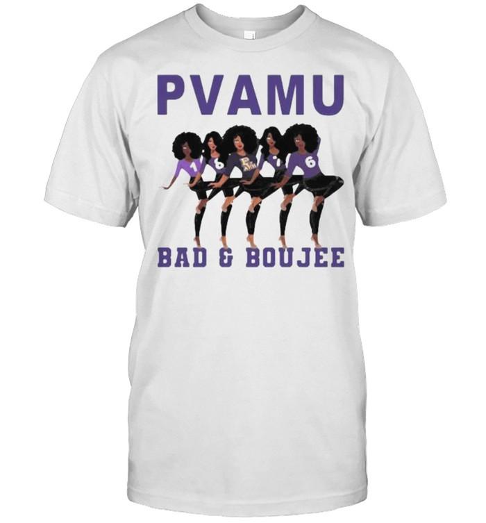 Pvamu Bad And Boujee  Classic Men's T-shirt